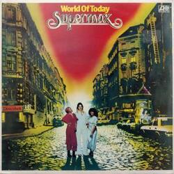 Supermax - World Of Today - Complete LP