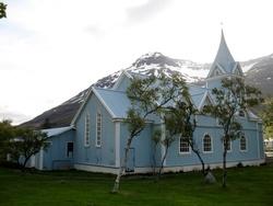 Les églises de l'est