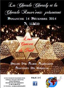 Choraly- Concert de Noël-