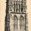 rouen cathédrale tour