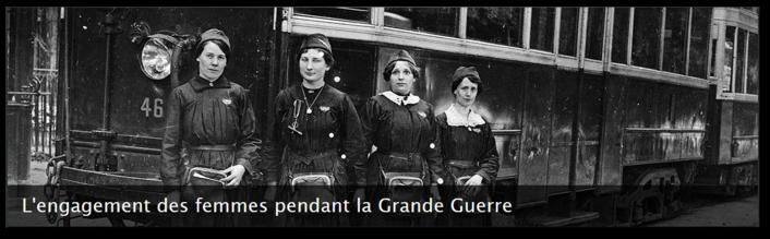 L'engagement des femmes pendant la guerre