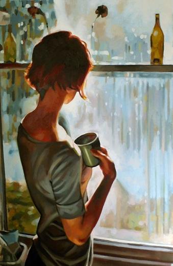 Je rêve de pluie ...