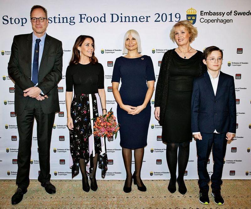 'Annual International Stop Wasting Food Dinner'