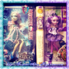 ever-after-high-kitty-cheshire-+monster-high-rochelle-haunted-dolls-boxes