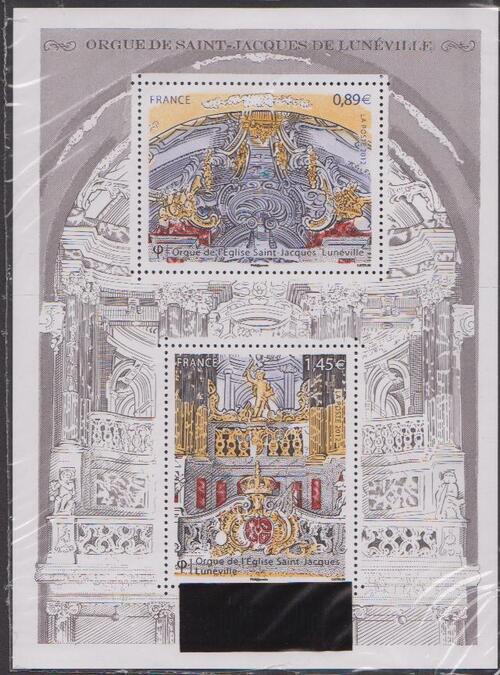 Thème du mois : un graveur - 2/3 timbres - CATELIN Elsa