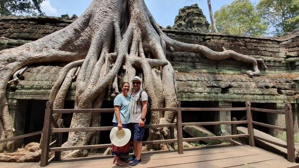 Le Cambodge : Angkor, suite du voyage de Noces  N°8
