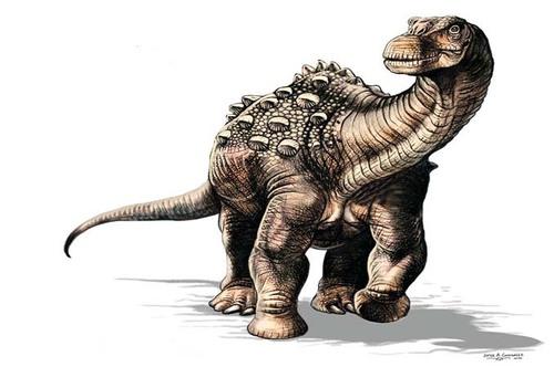 Un nouveau dinosaure découvert en Équateur