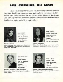 JOURNAL N°46 Avril 1969