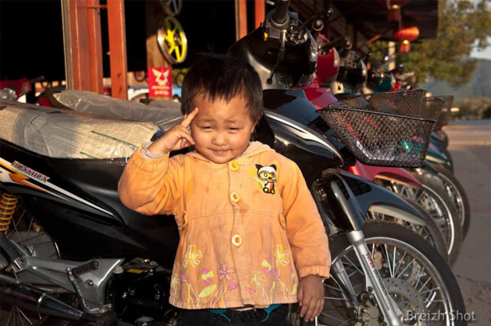 Luang Namtha - Portrait - SOK DI