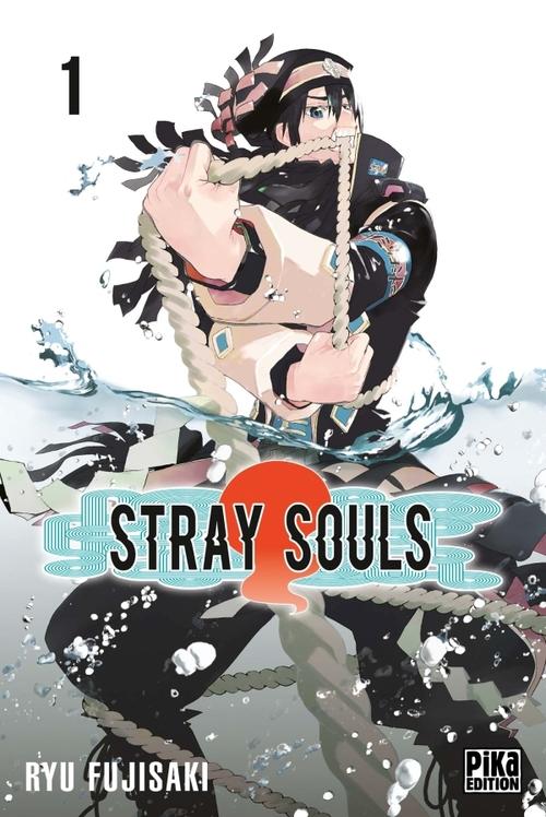 Stray souls - Tome 01 - Ryu Fujisaki