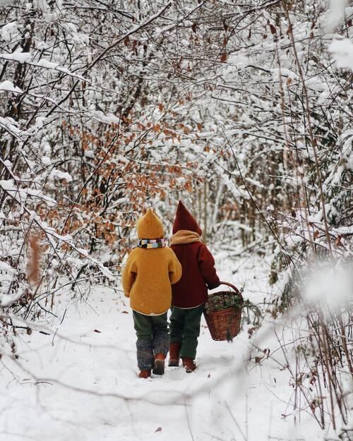 Noël et les enfants