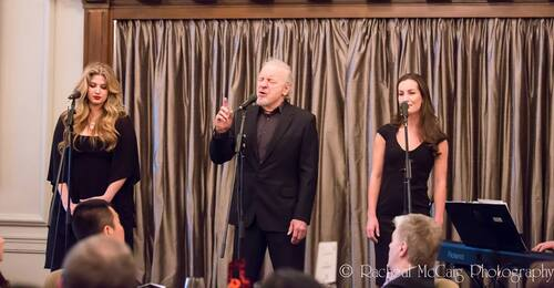 Kelly Holiff, Colm Wilkinson, Shannon McCracken Janvier 2016