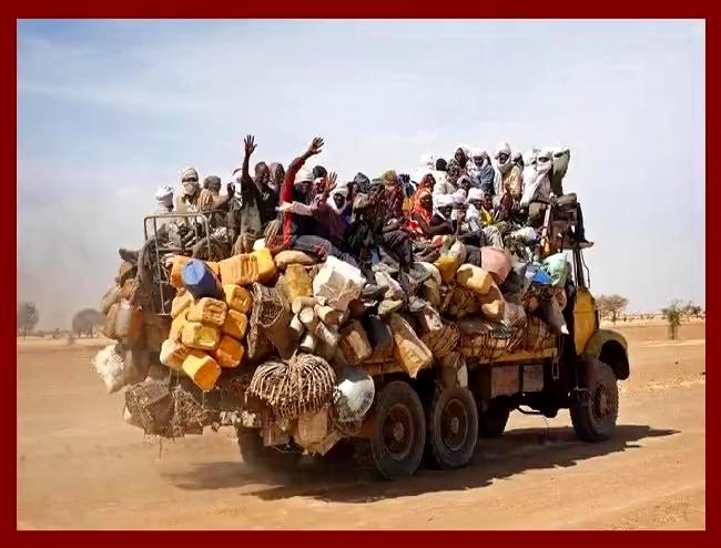 C'EST L'AFRIQUE...