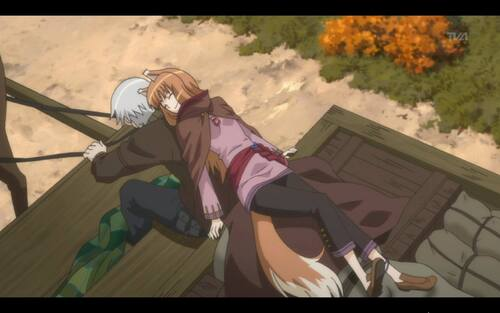 [Fiche]Spice and Wolf/Ookami to kuoushinryou