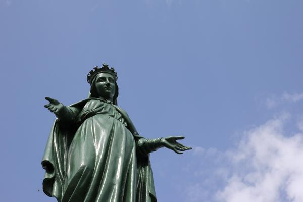 15  août : l'assomption de Marie