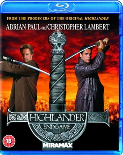 [Blu-ray] Highlander : Endgame - Producer's Cut