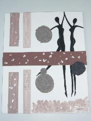 Avril 2009, de la 12ème à la 20ème toile