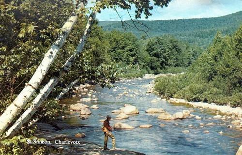 Québec 1967 : 12 - La rive Sud vers Rimouski