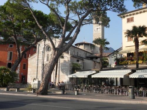 Salo et Maderno - Lac de garde - en Italie (photos)