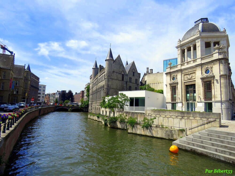Gand en Belgique -3