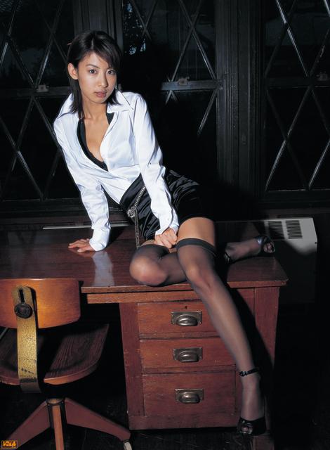 WEB Gravure : ( [Bomb.tv - GRAVURE Channel] - | 2005.03 | Mariko Okubo/大久保麻理子 )