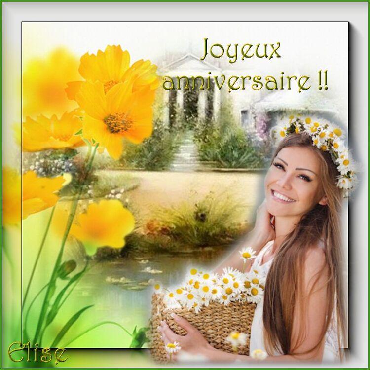 Bon anniversaire Missgutta