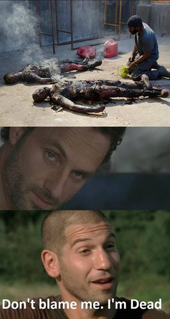 The Walking Dead season 4 Memes 23