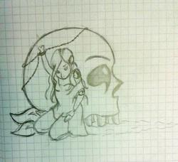 gloomy crâne