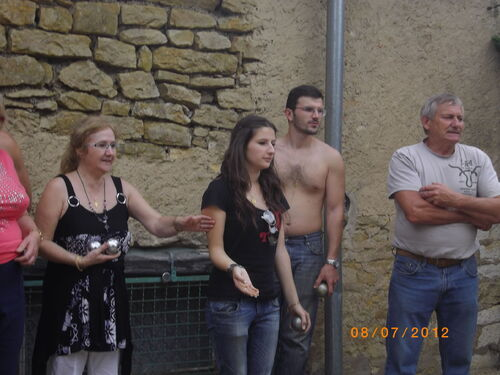 UN BON MOMENT EN FAMILLE A BERTHELANGE
