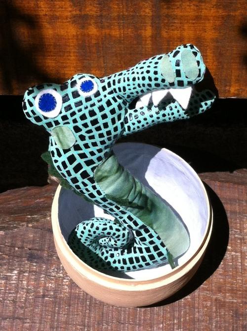 Crocodou, petit chef d'oeuvre de Marie-Françoise