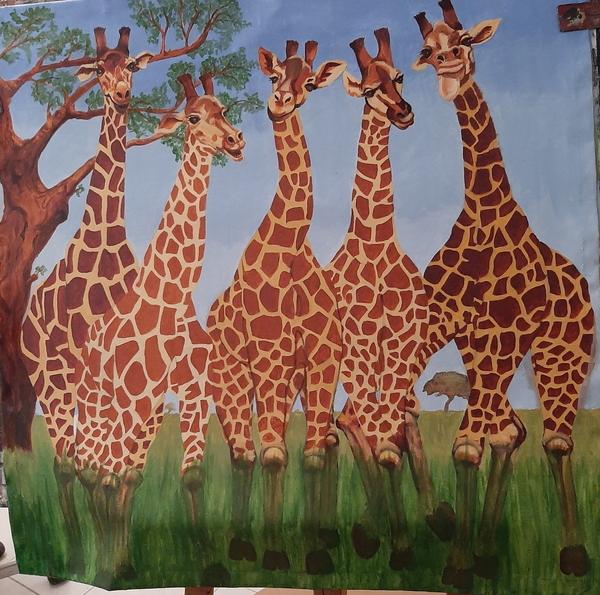 Dimanche - Aventure girafes (fin)