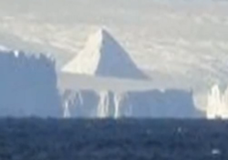 Les Pyramides de l'Antarctique