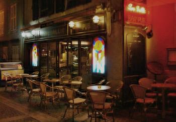 Cafés et bistrots ...!!!