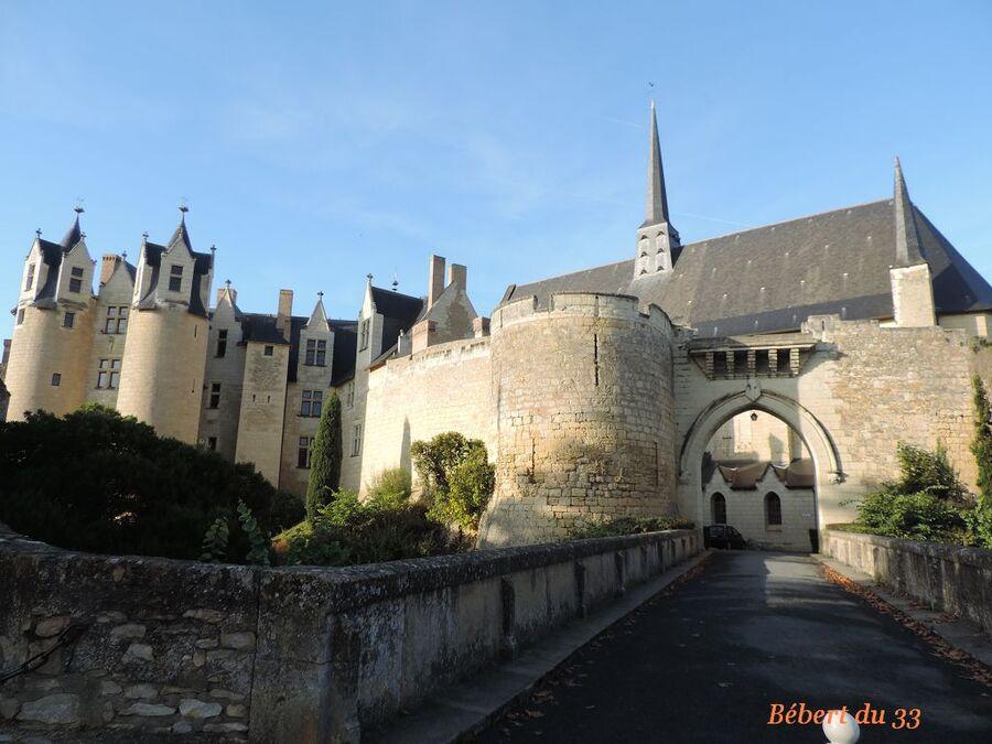 Montreuil-Bellay dept 49 - 3