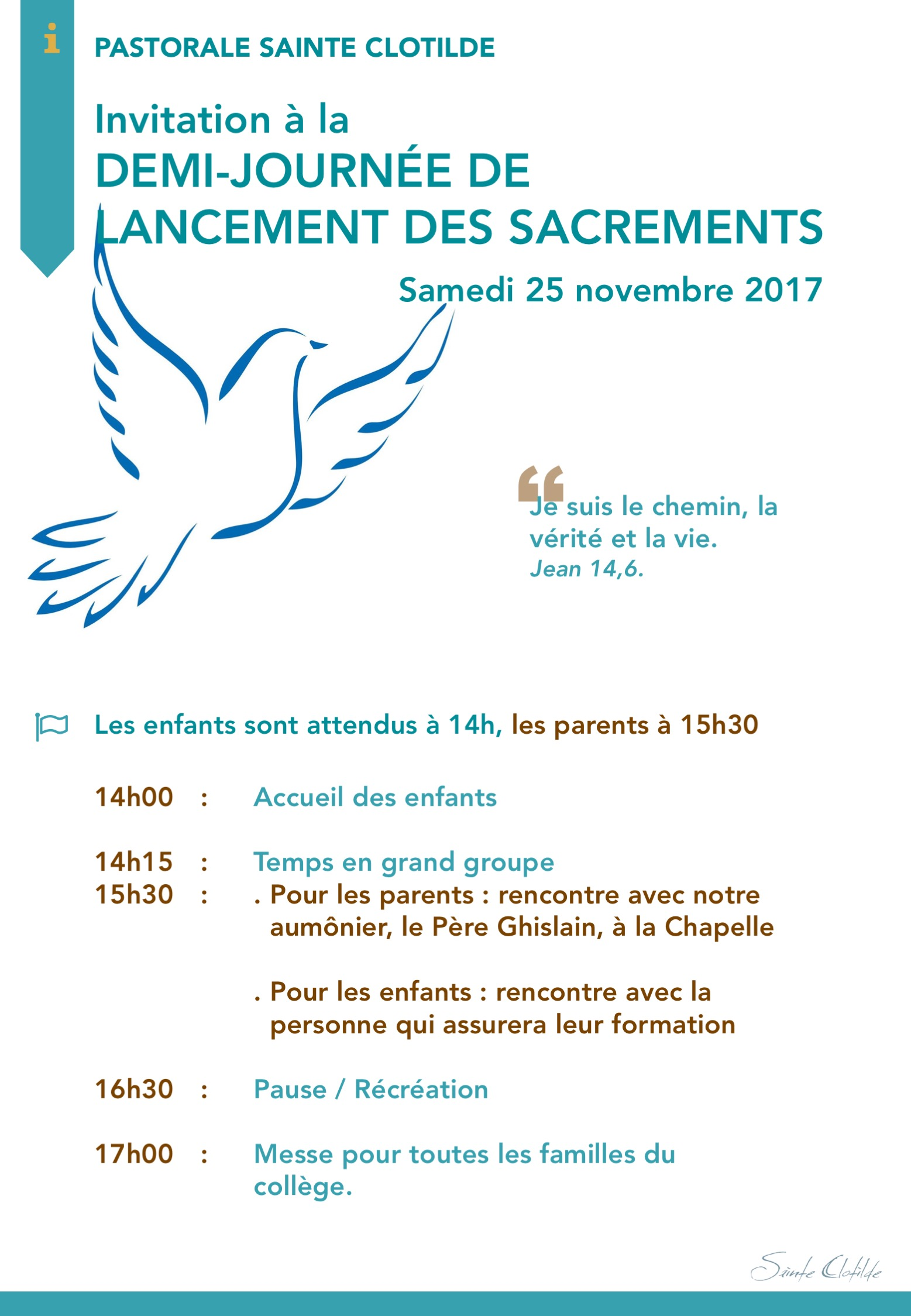 Pastorale2017_LancementDesSacrements