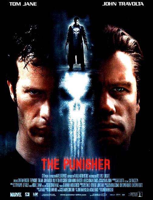 THE PUNISHER BOX OFFICE FRANCE 2004