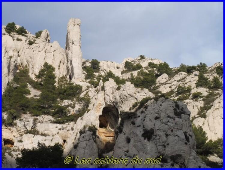 Le sommet de Marseilleveyre par le rocher st Michel