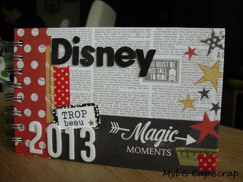 Caps : Disney 2013