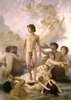 naissance de Vénus revisitée