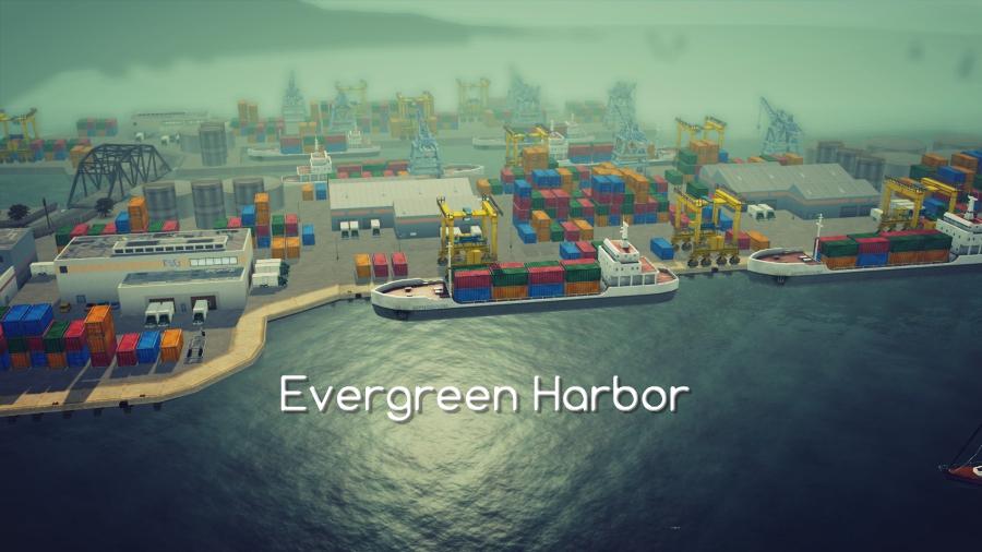 Chapitre 1: Premiers pas à Evergreen Harbor