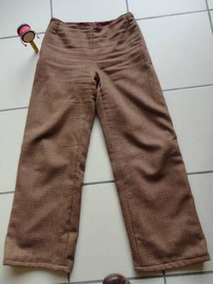 Le pantalon Zébulon