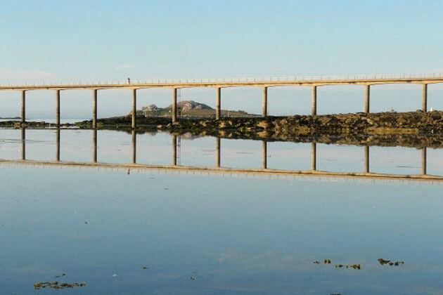 Pont à grande échelle