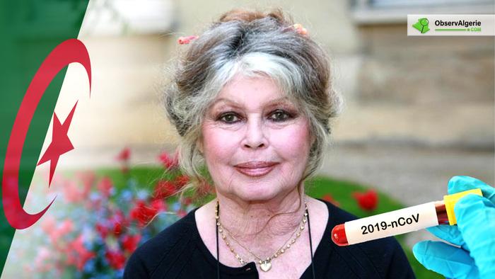 Quand Brigitte Bardot compare le Coronavirus à la guerre d'Algérie