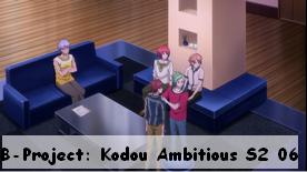 B-Project: Kodou Ambitious S2 06
