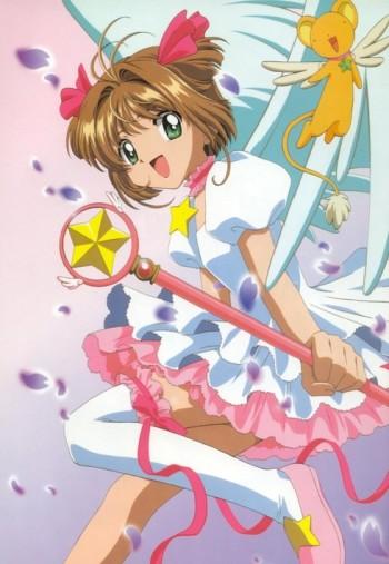 Cardcaptor Sakura انمي