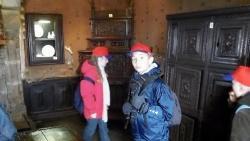 Nous avons eu la chance de voir 4 musées...