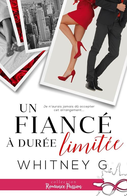 """""""Un fiancé à durée limitée"""" une romance super sympa avec un duo irrésistible à la Tony Stark/Miss Pepper Potts de """"Iron Man"""""""