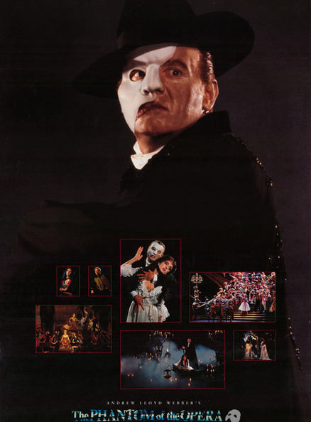 n - Les 25 ans Du Phantom Of The Opera du cast canadien ... ( II partie)