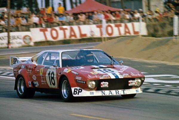 Le Mans 1974 Abandons II
