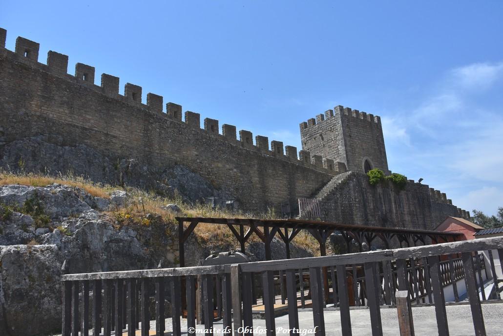 Château d'Óbidos - Portugal